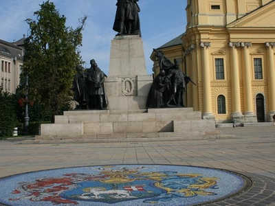 The Coat Of Arms Of The City Of Debrecen