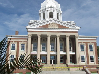 The Courthouse In Greenville Ky
