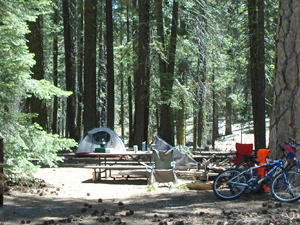 The Crags Campground