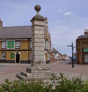 The  Cross Desborough
