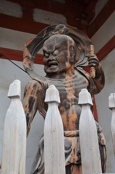 The Daigoji Temple View