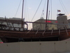 The Dhow Outside The Museum