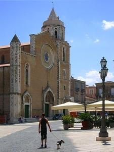 The Duomo Of Lucera