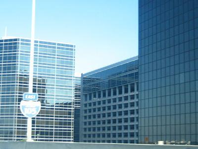 The El Segundo Skyline As Seen