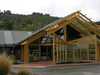The Entrance To The Pukaha Mount Bruce Visitor Centre