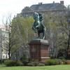 The Equestrian Statue Of Ferenc Rákóczi II