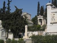 Primer Cementerio de Atenas