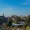 The Fitzroy Skyline