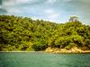 The Flank Of Gaya Island