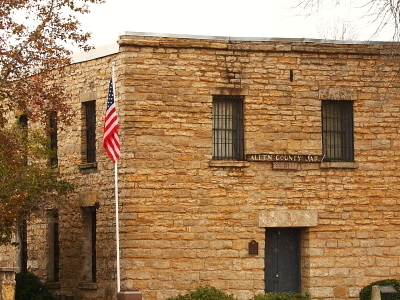 The Former Allen County Jail An Iola Landmark
