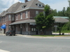 The Former Grand Trunk Railroad Station Is Now A Bank Branch And