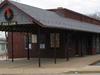 The Former Quotma And Paquot Railroad Station In Red Lion