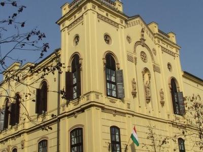 The Former Nunnery, Kaposvár