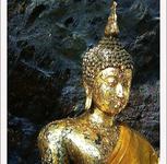 O Golden Buddha Imagem