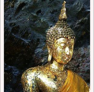 The Golden Buddha Image