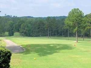 El Club de Golf en Lake Cumberland