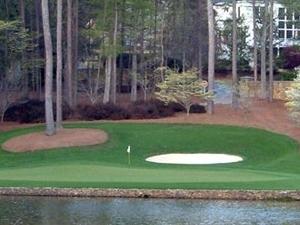 El Club de Golf de Georgia - Curso 1