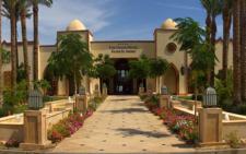 The Grand Hotel Front - Sharm El Sheikh