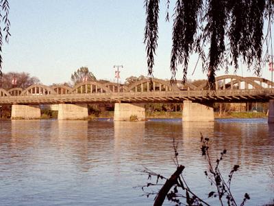The Grand River Bridge