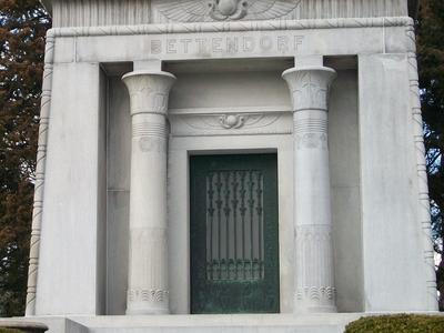 The Graves Of Joseph Bettendorf