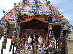 Thiruvarur mundo Património Monumento