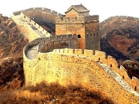 The Great Wall Of China Cts Horiozns