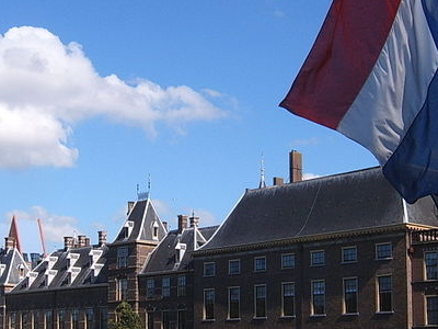 The Hague's Binnenhof