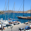 The Harbour Of Ios