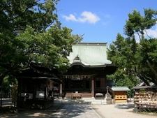 The Honden Or Shrine