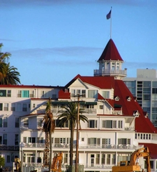 The Hotel Coronado