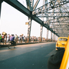 The Howrah Bridge During Daytime
