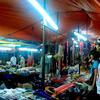 The Jalan Satok Sunday Market