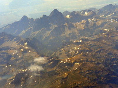 The Jaw - Grand Tetons - Wyoming - USA
