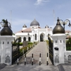 The Kapitan Keling Mosque - Onion-Shaped Dome