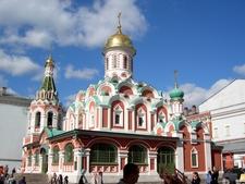 The Kazan Cathedral