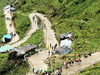 The Kedarnath Temple Route