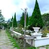 The Kundasang War Memorial - Gardens View