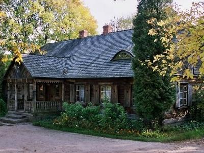 The Kurpie Open-air Museum
