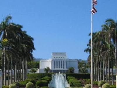 The Laie Hawaii Temple The Fifth Oldest Mormon Temple Worldwide