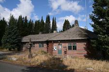 The Lake Ranger Station - Yellowstone - USA