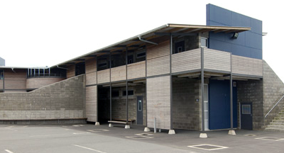 The Language And Visual Art Block, Newlands College