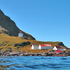 The Lighthouse Of Runde