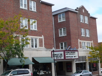 The Lincoln Theatre In Marion Virginia.