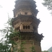 The Lingfeng Temple Pagoda