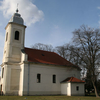 The Little Baroque Church Of Zirc