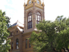 The Llano County Courthouse.