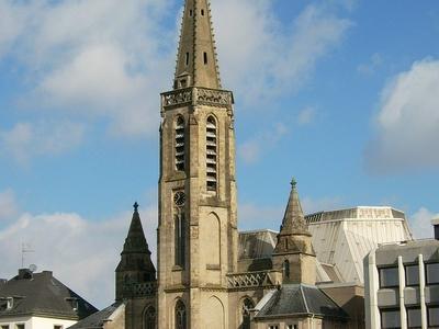 The Ludwigskirche Saint Louis Church