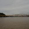 The Mahakam Bridge In Samarinda