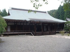 The Main Temple Hall