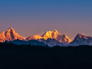 Kangchenjunga North and South 28 Day Trek
